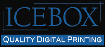 Icebox Digital Printing Logo